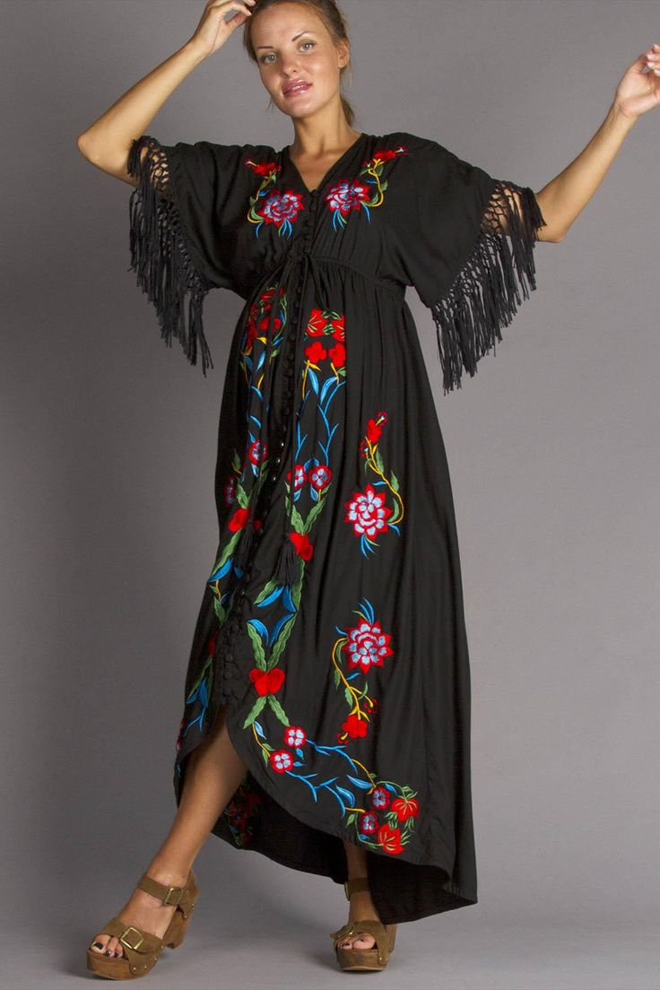 Hippie maternity dresses