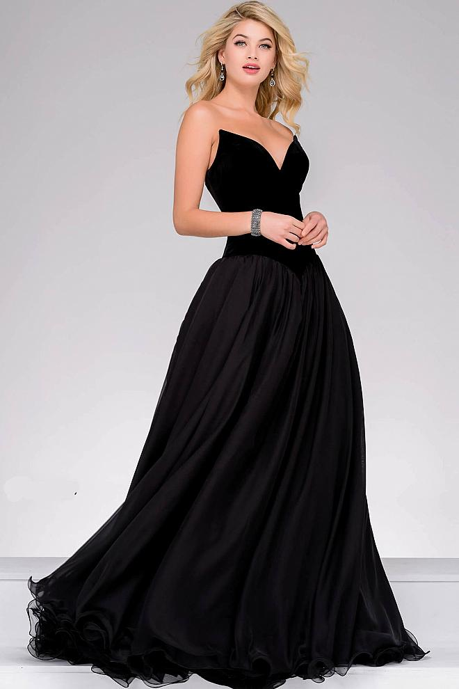 Black Maternity Prom Dresses