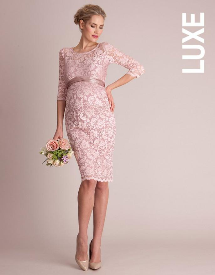 Sexy lace maternity dresses